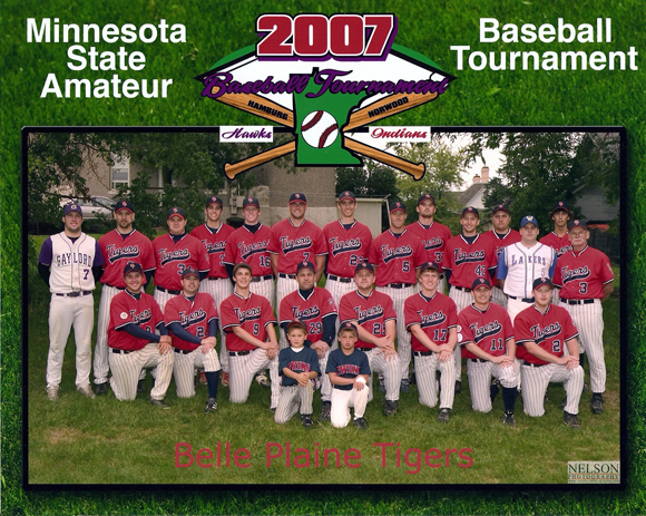 2007 State Tournament Team