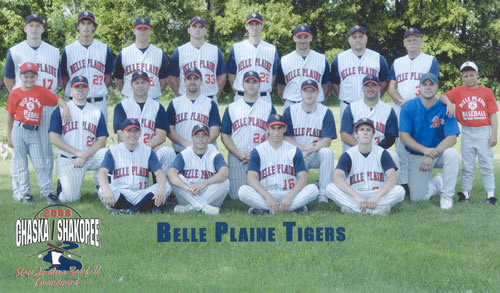 2008 State Tournament Team