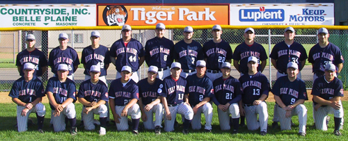 2004 Tigertown Baseball Team Photo